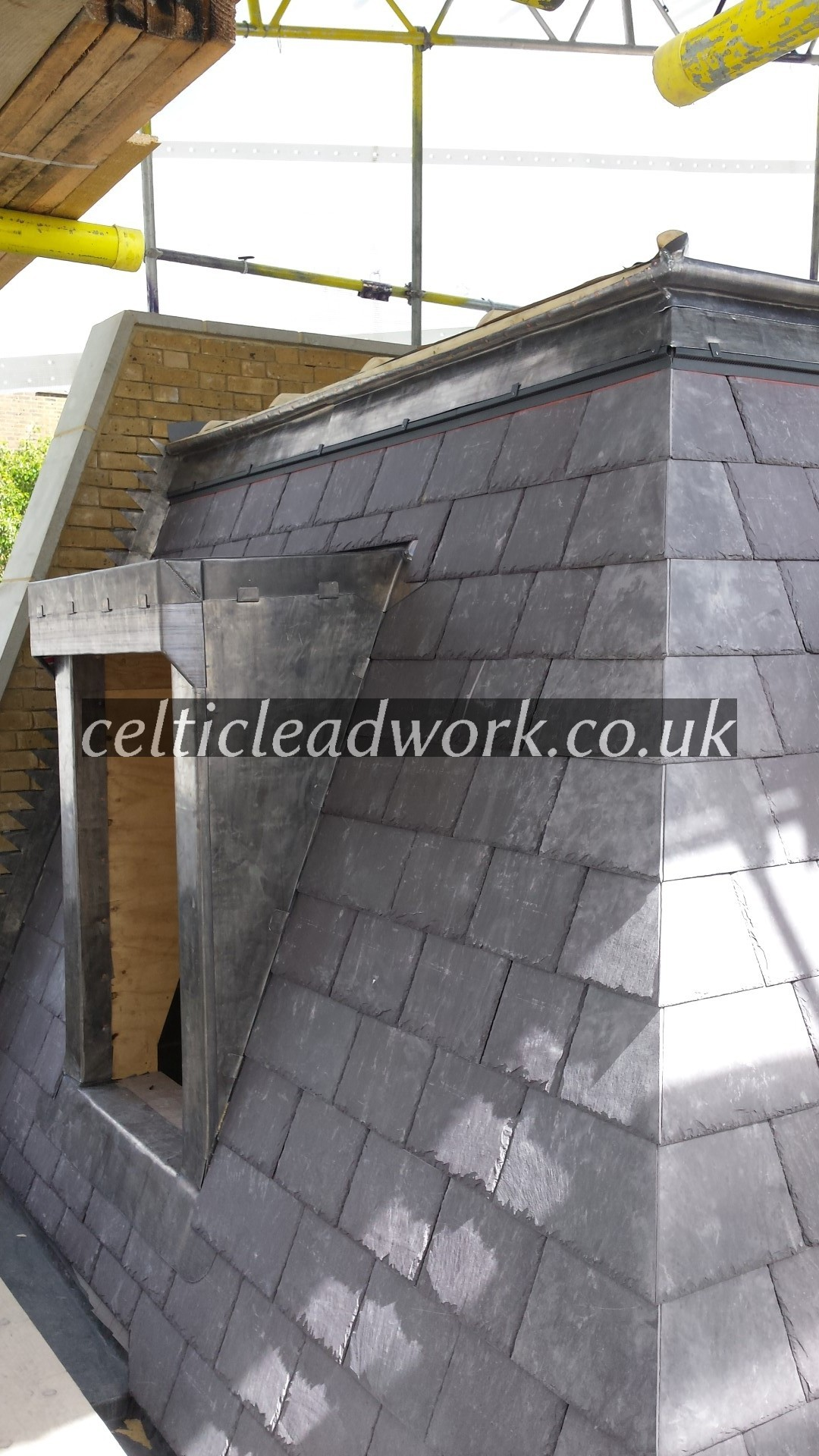 Case Studies Leadwork Roofing Specialists In London