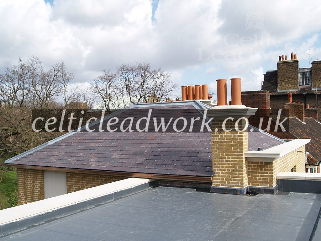 Lead roof Celtic Leadwork T: 07956464508