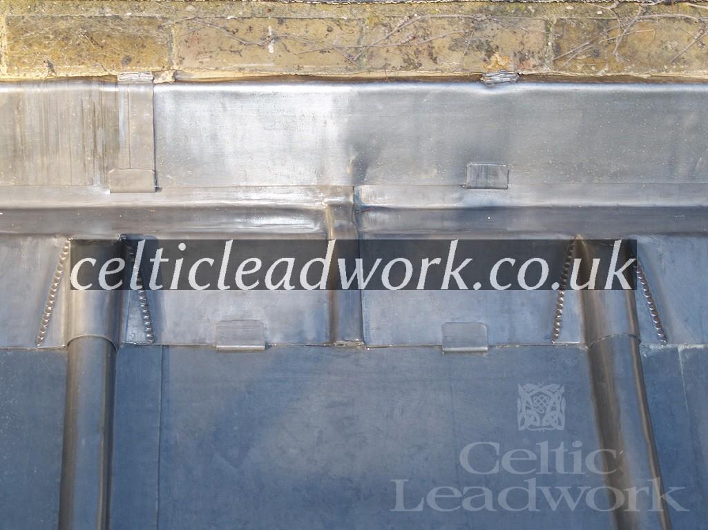 Lead weld Celtic Leadwork